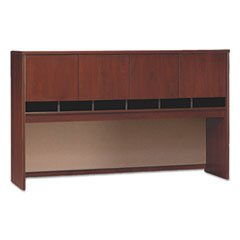 BSHWC24477A1 - Series C Collection 72W Four-Door Hutch by Bush