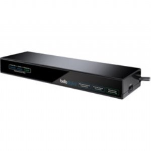 Bell'O International Corp. ASG4008 8 Outlet Green Energy Saving Shelf Surge Protector ()