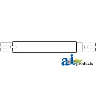 A&I Products SHAFT VERT. AUGER DRIVE PART NO: A-H129653 ()