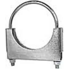 "Imperial 71656 Truck Muffler Clamp, 2-1/2""x3/8""-16 (Pack of 10)"