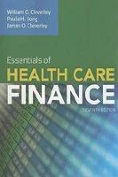 Essentials of Healthcare Finance