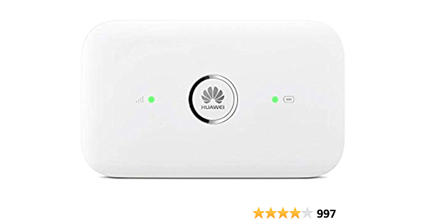 Huawei E5573C – Wi-Fi móvil (150Mbps de Velocidad de ...