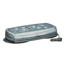 - Class 1 LED Mini Bar Clear Lens/Split Amber & Blue LEDs Vacuum Mag 5585 Series 1 MIN