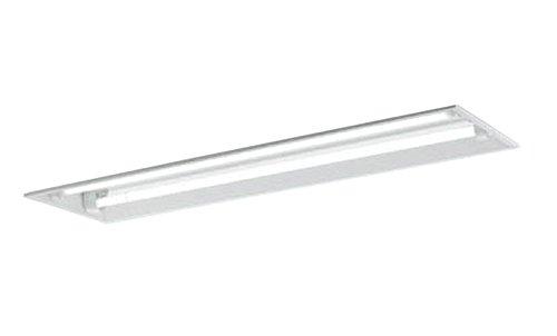 コイズミ照明 直管形LEDランプ搭載非常灯(ランプ同梱) 下面開放2灯 AR45857L B073F55KDK