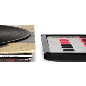 Akai Professional Akai MPC Element MIDI controller USB MIDI pad controller