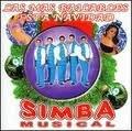 CD : Simba Musical - Mas Bailables Esta Navidad (CD)