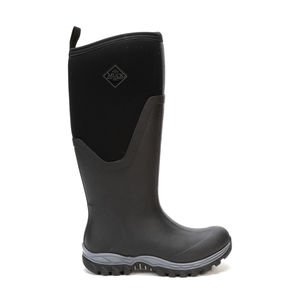 Muck Boot Women's Arctic Sport II Tall Snow Boot, Black, 8 US/8 M US by Muck Boot