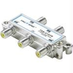 Premium Digital CATV Splitters - 1GHz - 4-Way