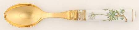 ロイヤルコペンハーゲン フローラダニカ(1961-) デザートスプーン O [並行輸入品] B00M0G9QXY