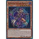 Apprentice Illusion Magician - LEDD-ENA03 - Ultra Rare - 1st Edition - Legendary Dragon Decks (1st Edition)