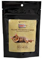 Vitacost - Tag Feline Probiotic Chews - Duck Flavor -- 30 Chewables by Vitacost - Tag