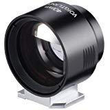 Voigtlander Viewfinder M Optical Viewfinder for 40mm f/1.2 Lens, Black