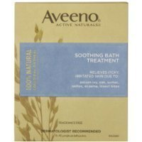 AVEENO Soothing Bath Treatment 8 packs - 5