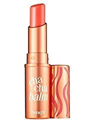 Benefit Cosmetics ChaChaBalm Hydrating Tinted Lip Balm (Mango Coral) 0.10 OZ