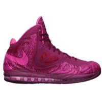 Nike Men's Air Max Hyperposite, RASPBERRY RED/PINK FOIL-RAVE PINK, 11 M US