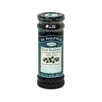 St. Dalfour All Natural Fruit Spread Black Raspberry -- 10 (St Dalfour Raspberry Fruit)