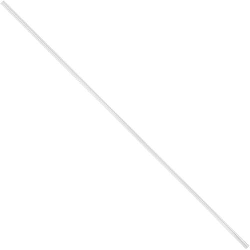 Aviditi PLT12W Plastic Twist Tie, 12'' Length x 5/32'' Width, White (Case of 2000) by Aviditi