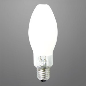 50 WATTS MERCURY VAPOR LIGHT BULB H50/DELUXEWHITE/MEDIUM BASE