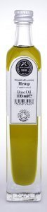 Organic Hemp Oil (Cannabis sativa) 250ml/Aceite Orgánico de Cáñamo (Cannabis sativa) 250ml (100ml) by NHR Organic Oils