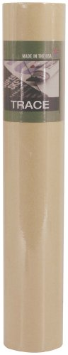 PRO ART 36-Inch by 50-Yards Sketch Paper Roll, Canary Color