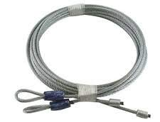 Garage Door Cables for Torsion Spring Doors 7