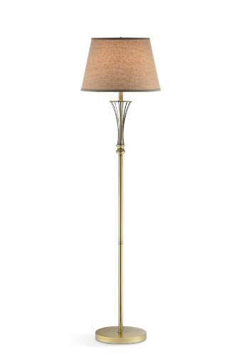 64''h Modern Style Contemporary Sands Floor Lamp ()