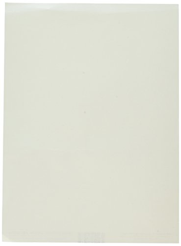 "American Crafts Bazzill Cardstock, 8.5"" by 11"", Cream Puff"