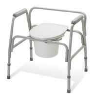 Extra Wide 3 In 1 Commode (Extra Wide Potty compare prices)