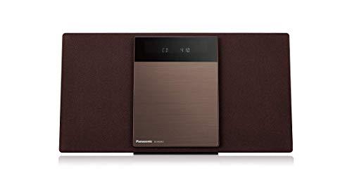 - Panasonic Compact Stereo System SC-HC410-T (Brown)【Japan Domestic Genuine Products】【Ships from Japan】