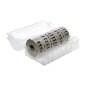 """7 rollo dispensador de etiquetas (, 1 """"rollos"""