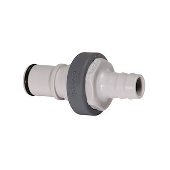 Top Hydraulic Tube Luer to threaded Panel Mount Fittings