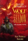 book cover of Wolf in Shadow