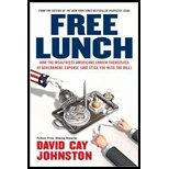 Free Lunch (07) by Johnston, David Cay [Hardcover (2007)]