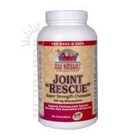 Joint Rescue Super Strength Chewable Wafer - 60 per pack - 3 packs per case.