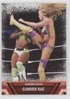 Summer Rae (Trading Card) 2017 Topps WWE Women's Division - Finishers and Signature Moves #F-20