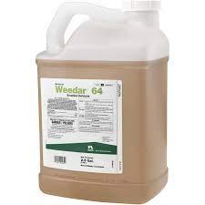 Weedar 64 Broadleaf Herbicide 5 Gallons (2 x 2.5gal)