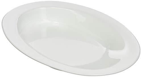 Sammons Preston Oval Scoop Dish, Large, 11