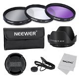 Best Fujifilm Digital SLR Camera - Neewer® 55mm Professional Lens Filter Accessory Kit Review