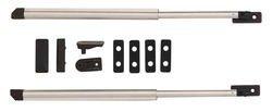 Brunner 208/015-1 - Deflettore automatico per finestra da camper, confezione doppia, confezionato self-service