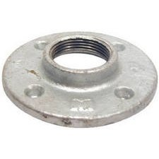 Mueller Industries 511-604HC Galvanized Floor Flange 3/4-Inch