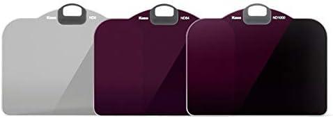 Kase Clip-in 3 Filter Kit ND8 ND64 ND1000 3 6 10 Stop Dedicated for Nikon Z6 Z7 Camera