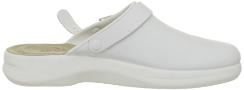 Fly Flot 855130, Men's Clogs And Mules Weiß (Bianco)