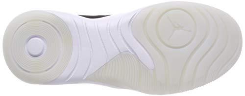 uomo nero Lx Scarpe Multicolore fitness Nike Dna nero bianco da 001 Jordan 8wYUwBq