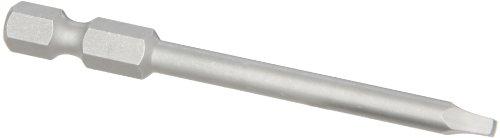 (Wera Series 4 868/4 Sheet Metal Bit, Square-Plus # 1 x 70mm Blade, 1/4