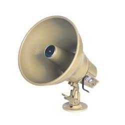 24V Amplified Horn, 15 Watt-by Bogen (24v Amplified Horn)