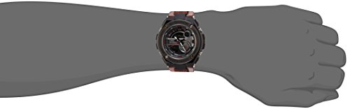 Casio Mens Quartz Watch, Analog Display and Resin Strap