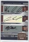 Wladimir Balentien; Mike Neu; Ambiorix Concepcion (Baseball Card) 2005 Donruss Signature Series - [Base] #158 (Neu Series)