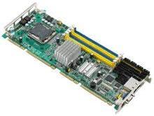 Advantech PCE-5124VG-00A1E Single Board Computer, LGA775 C2Q/C2D/Pentium Dual Core/Celeron PICMG 1.3 SBC with Q35+ICH9DO/PCIe/VGA/GbE