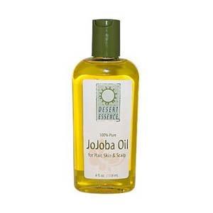 Desert Essence - 100% d'huile de jojoba pure liquide 4 oz