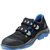 - ESD SL 46 Blau - EN ISO ISO 20345 S1 - W12 - Gr. 45  Zähler echt